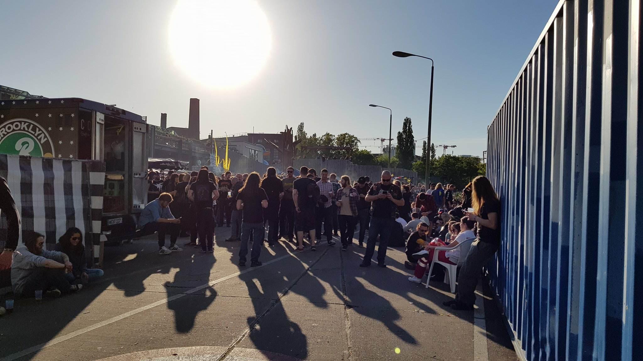 Desertfest in Berlin bedeutet immer Sonnenschein – so auch 2018! (Foto: Marius Soyke)